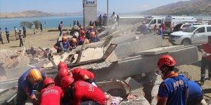 AFAD'dan 7,5 büyüklüğünde deprem senaryolu ulusal tatbikat
