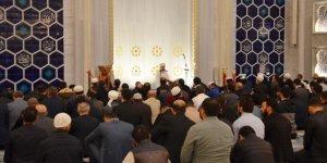 Büyük Çamlıca Camisi'nde Fetih Suresi okundu