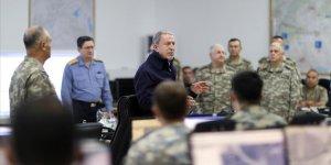 Akar: Kesinlikle ABD ve koalisyon askerinin vurulması söz konusu değil