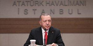 Erdoğan: Münbiç konusunda uygulama aşamasındayız