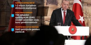 Cumhurbaşkanı Erdoğan: Söz yerine getirilmezse harekat çok daha kararlı devam edecek