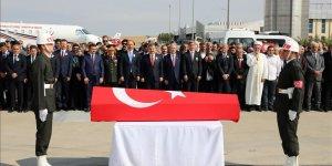 Şehit Caner Selimoğlu için tören düzenlendi