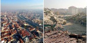 Düzce'de 20 yıl önceki depremin izleri silindi!