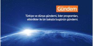 16-11-2019 / CUMARTESİ GÜNDEMİ