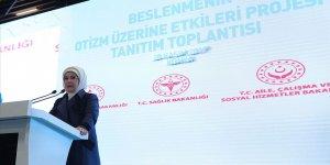 Emine Erdoğan: Araştırmalar doğru beslenmenin otizmin belirtilerini hafiflettiğini gösteriyor