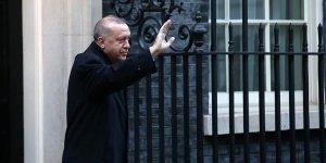 Suriye konulu Dörtlü Zirve Londra'da başladı!