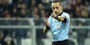 Çakır, UEFA Şampiyonlar Ligi'nde Napoli-Genk maçını yönetecek!
