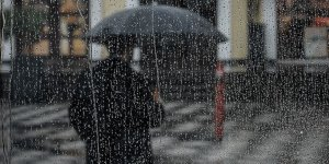 Meteorolojiden Antalya için yapılan kırmızı kodlu uyarı