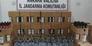 Sahte içki sattığı iddia edilen tekel büfesi sahibi gözaltına alındı