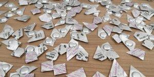 Ankara'da 300 tane 'ÖLÜM HAPI' ele geçirildi!