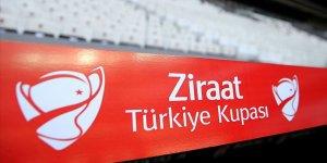 Ziraat Türkiye Kupası'nda son 16 turu yarın başlıyor!
