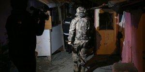 İstanbul'da uyuşturucu operasyonunda çok sayıda şüpheli gözaltına alındı