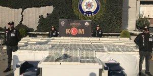 İstanbul'da sahte 127 milyon 500 bin dolar ele geçirildi