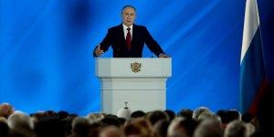 Rusya'da Putin liderliğini güçlendiriyor