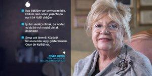 Nevra Serezli: Biz tiyatrocular oyun sonrası 10 dakika için 50 yılımızı veriyoruz