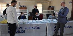 Şırnak'ta terör mağduru 556 aile evlerine kavuştu