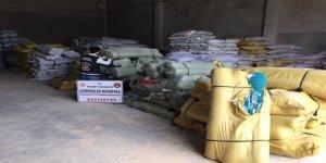 Gaziantep'te 4 MİLYON TL'lik Kaçakçılık Operasyonu