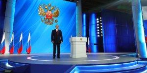 Putin'e ömür boyu başkanlık yolu açıldı!