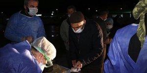 Ankara ve Isparta'da umre dönüşü karantina süreci tamamlanan 29 kişi evlerine gönderildi