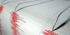 Akdeniz'de 4 büyüklüğünde deprem meydana geldi.