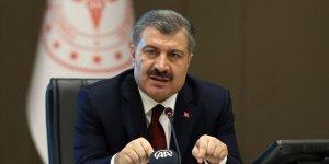 Sağlık Bakanı Koca'dan 'riski görün' paylaşımı