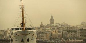 Türkiye hafta sonuna kadar çöl tozu etkisinde kalacak!