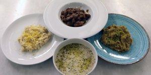 Yüzlerce yıllık ramazan yemeklerine 'gastronomik' dokunuş