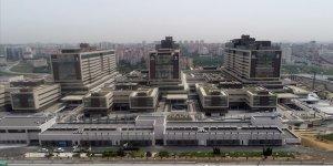 Başakşehir Çam ve Sakura Şehir Hastanesi bugün açılıyor...