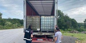 İstanbul'da 19 bin litre kaçak akaryakıt ele geçirildi!