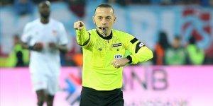 Türkiye Kupası'ndaki Fenerbahçe-Trabzonspor maçını Cüneyt Çakır yönetecek