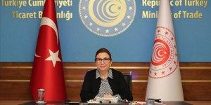 Bakan Pekcan: Türkiye ile Finlandiya arasındaki ticaret hacmi gerçek potansiyelimizi yansıtmıyor