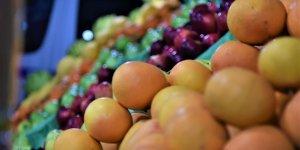 Hava kargoyla tam 1,8 milyon dolarlık meyve ihracatı gerçekleştirildi