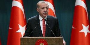 Cumhurbaşkanı Erdoğan'dan Pençe-Kaplan Operasyonu şehidinin ailesine başsağlığı mesajı