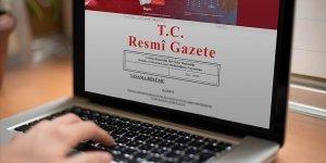 ATAMA KARARLARI RESMİ GAZETE'DE..