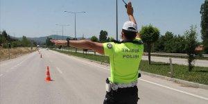 İçişleri Bakanlığı'ndan 81 il için '2020 Kurban Bayramı Trafik Tedbirleri' talimatı