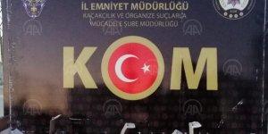 Konya'da iki tırda 38 bin 500 litre kaçak akaryakıt ele geçirildi