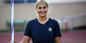 Fenerbahçeli milli ciritçi Eda Tuğsuz: Fenerbahçe, Türkiye'nin sporcu fabrikası