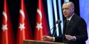 """Cumhurbaşkanı Erdoğan'dan """"Gaziler Günü"""" mesajı"""