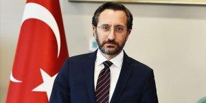 Altun: Yunan hükümetini bu utanmazca hareketin sorumlularından hesap sormaya çağırıyorum