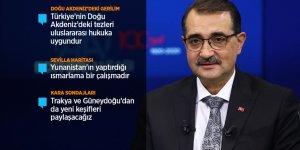 Bakan Dönmez: Karadeniz gazı ithal ettiğimizden daha ekonomik olacak!