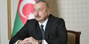 Azerbaycan Cumhurbaşkanı Aliyev: Şehitlerimizin kanı yerde kalmayacak!