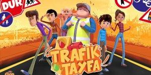 Çocuklara trafik kurallarını 'Trafik Tayfa' öğretecek!