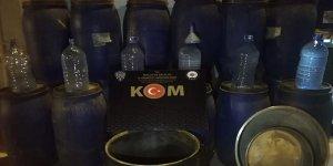 Malatya'da Sahte İçki Operasyonu