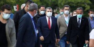 Sağlık Bakanı Fahrettin Koca son durumu paylaştı..
