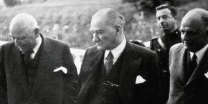 'Büyük Önder Atatürk'ün ebediyete intikalinin 82.YILI'