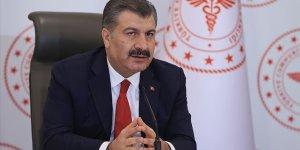 Sağlık Bakanı Koca, 5 ilde günlük vaka sayılarının düşüşe geçtiğini duyurdu