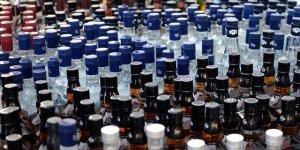 4 ilde sahte alkol operasyonu: 27 gözaltı