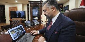 RTÜK Başkanı Ebubekir Şahin'in seçimi 'Evde Antrenman' oldu