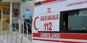 Ürettiği sahte içkiden zehirlendiği şüphesiyle hastaneye kaldırılan kişi yaşamını yitirdi