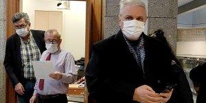 Can Ataklı başörtülü öğretmene yönelik sözleri nedeniyle hakim karşısına çıktı